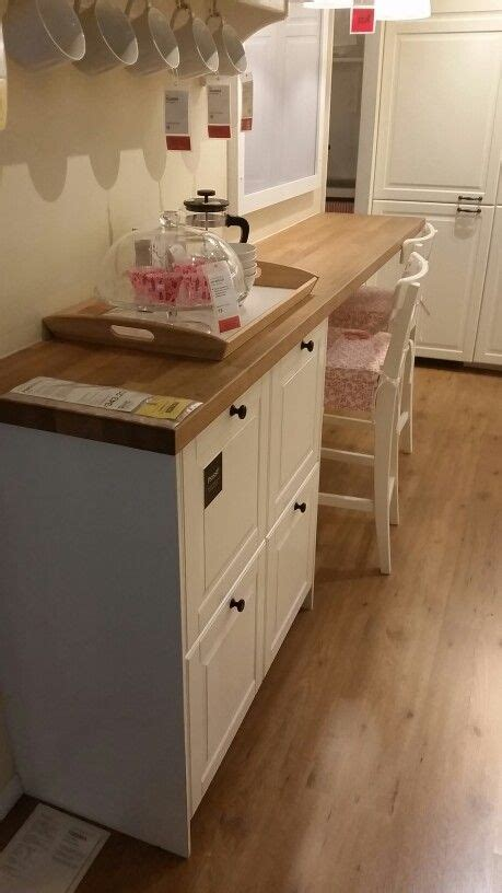 Kitchen Breakfast Bar Storage by Create Breakfast Bar With Storage For The House In 2019