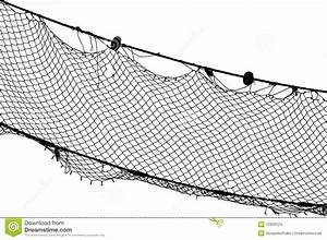 Fishing Net BW Stock Images - Image: 15929124