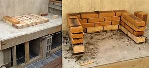tour a bois fait maison 1 comment fabriquer un barbecue With tour a bois fait maison