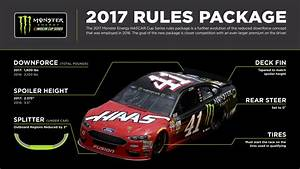 NASCAR rules package 2017: Further reduced downforce on ...