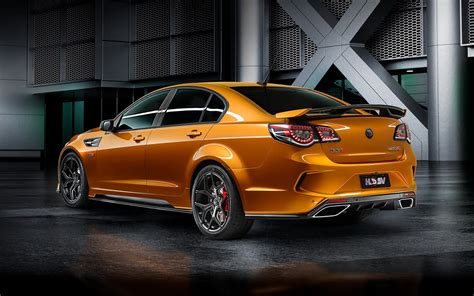 Holden Car :  New Zr1-powered 635hp