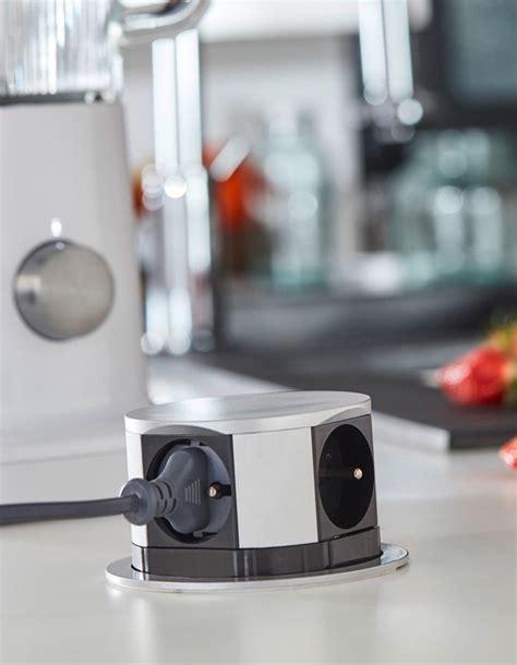 prise electrique encastrable cuisine agréable prise electrique encastrable plan de travail