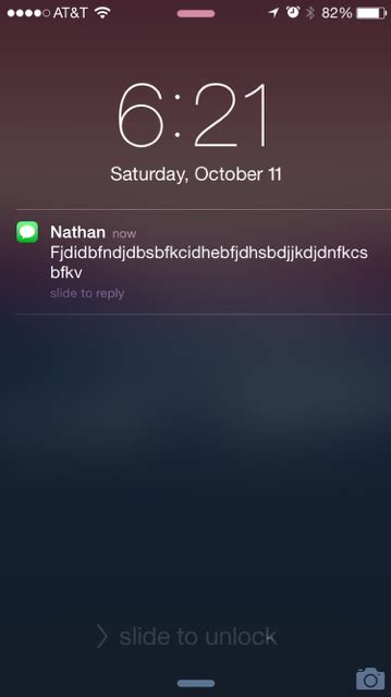 to lock messages on iphone can i text message reply from the locked screen
