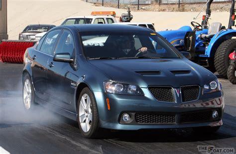 2009 Pontiac G8 Gt 1/4 Mile Drag Racing Timeslip Specs 0
