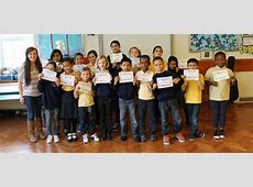 Meet the Ambassadors Brecknock Primary School