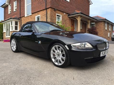 Bmw Z4 3.0 Si M Sport Package Roadster Convertible 2007