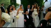 Inside Kim Kardashian's Wedding - Zimbio