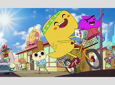 eOne Ships 'Cupcake & Dino General Services' to Disney XD