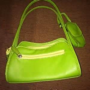 off Handbags IMITATION Prada purse lime green from