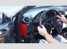 How to Install Steering Angle Sensor Clock Spring