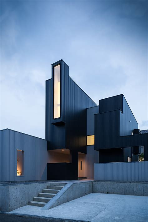 architectural house scape house by form kouichi kimura architects in shiga