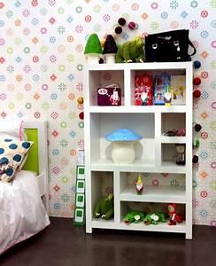 Bibliotheque Enfant Pas Cher : bibliotheque chambre ~ Teatrodelosmanantiales.com Idées de Décoration