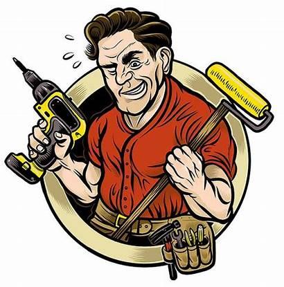 Handyman Tools Clipart Clip Business Cliparts