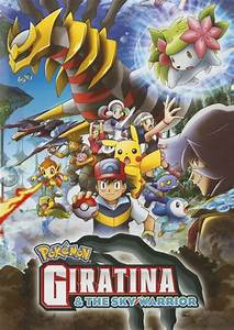 Anarchy In The Galaxy: Anime review: Pokémon: Giratina and ...