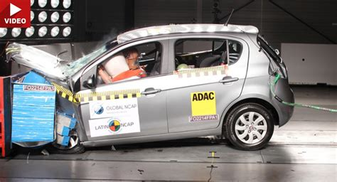 Fiat Assessment by Fiat Palio Byd F0 All But Collapse At Ncap Crash