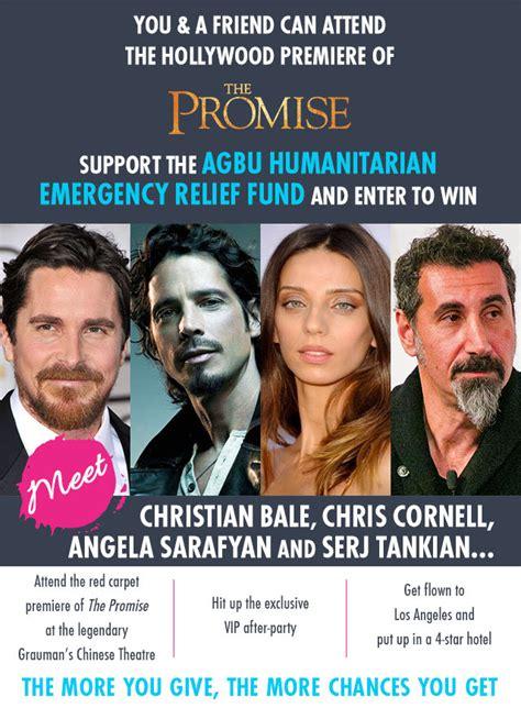 Meet The Actors Promise Attend Premiere