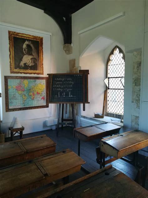 victorian schoolroom reading museum