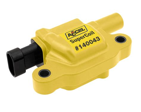 Accel 140043 Ignition Coil