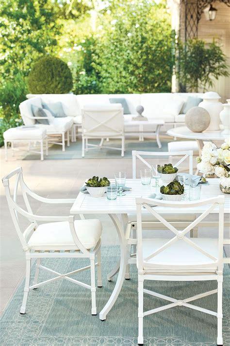 suzanne kasler modern outdoor furniture diy outdoor
