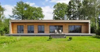 bungalow moderne architektur moderner bungalow baufritz