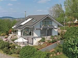 Häuser Am Hang Bilder : fertighaus von davinci haus kundenhaus gerlacher ~ Eleganceandgraceweddings.com Haus und Dekorationen