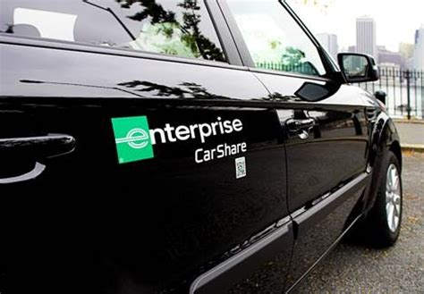 enterprise carshare adds parking spaces  dc metrorail