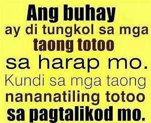 Mga Banat NA Qu... Banat Patama Quotes