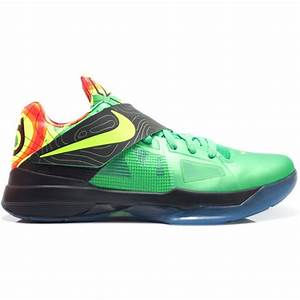 Nike Zoon KD IV - Weatherman #473679-303 - The Sole Closet