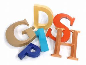 guide to plastic letter materials With injection molded letters