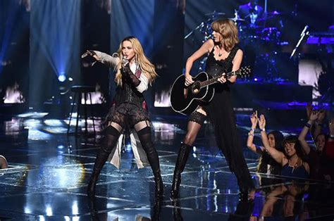 Taylor Swift e Madonna: il look che hanno scelto per il ...