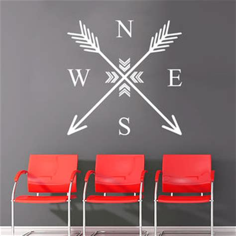arrow  feather wall art products  wanelo