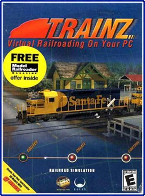 trainz virtual railroading   pc game giant bomb