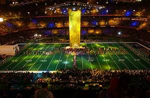 The Office Thank You The Mercedes Benz Superdome New Orleans Attraction