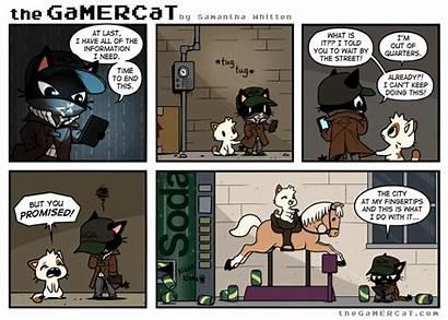 Gamercat Cats Comics Cat Gamer Comic Gifs