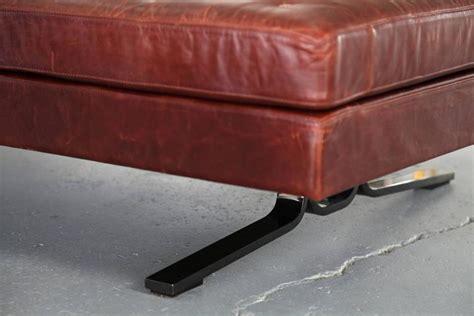 Poltrona Frau Club : Huge Sofa And Club Chair By Jean-marie Massaud, Made By