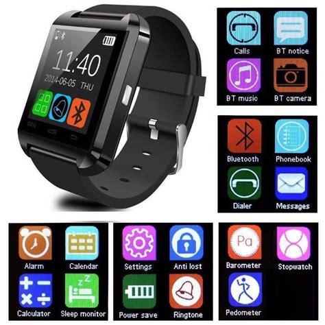 smartwatch iphone compatible smartwatch reloj inteligente compatible iphone y android