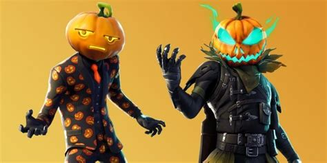 rendering  fortnite halloween skins leaked