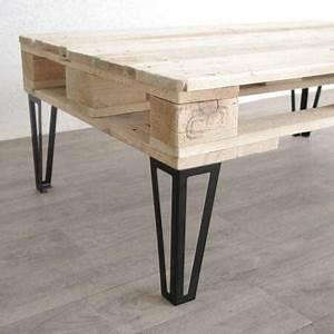 Pieds De Table : pied de meuble en metal 17 cm ref vest17 pyeta ~ Teatrodelosmanantiales.com Idées de Décoration