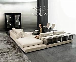 canape d39angle italien meubles de luxe With tapis bébé avec canapé bas design