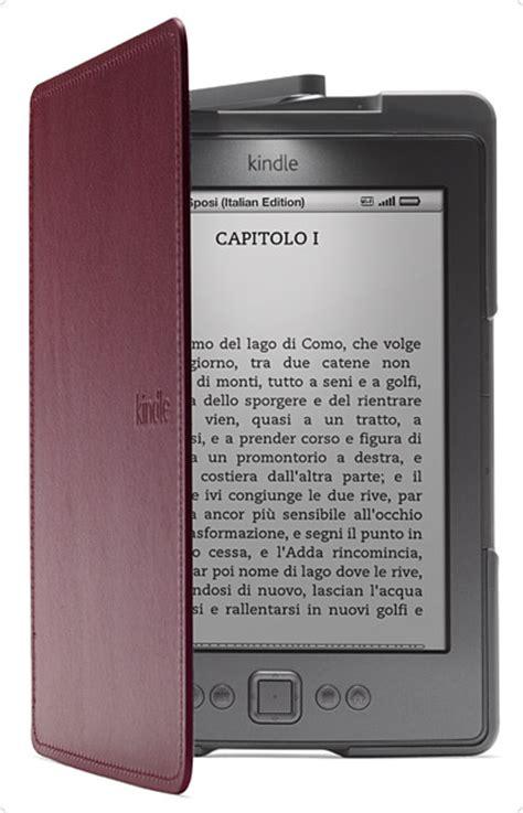 Illuminazione Kindle by Custodia In Pelle Con Luce Per Kindle Compatibile