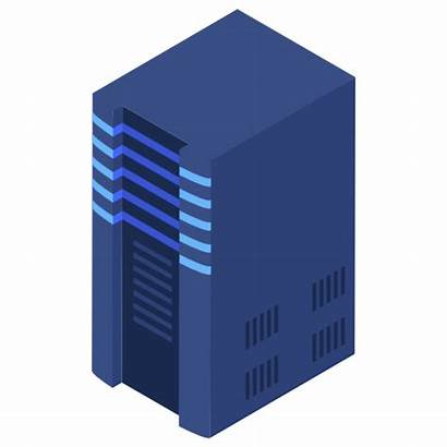 Server Icon Data Servidor Symbol Servers Center