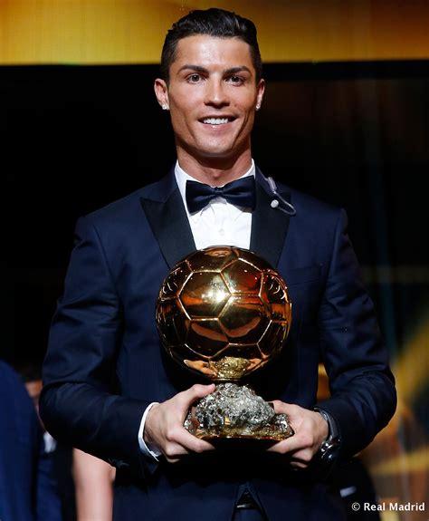 Cristiano Ronaldo Balon De Oro