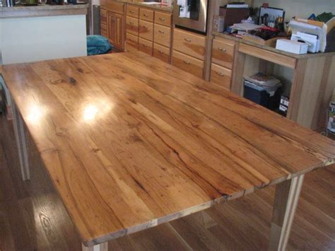 hickory wood   table top beautiful wood furniture