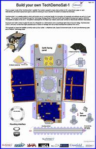 Space Blog | Make your own satellite!