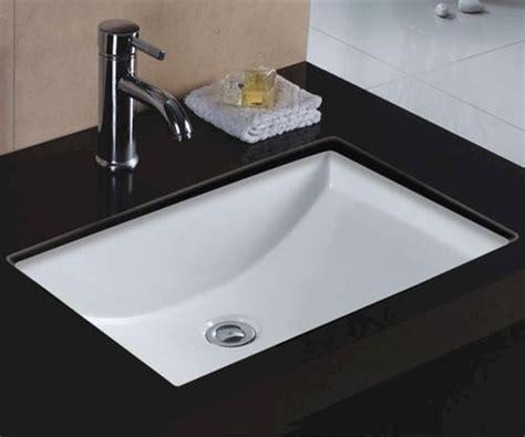 Square Bathroom Sinks Menards by Sinkware 22 Quot X 16 Quot Undermount Rectangular Bathroom