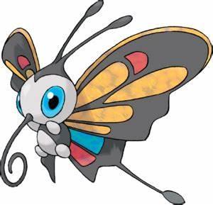 Beautifly Pokédex: stats, moves, evolution & locations ...