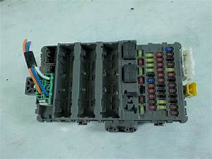 2015 Honda Accord 4dr Sport Auto Dash Fuse Relay Box