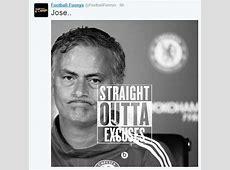 Jose Mourinho virals Memes mock Chelsea boss Daily Mail
