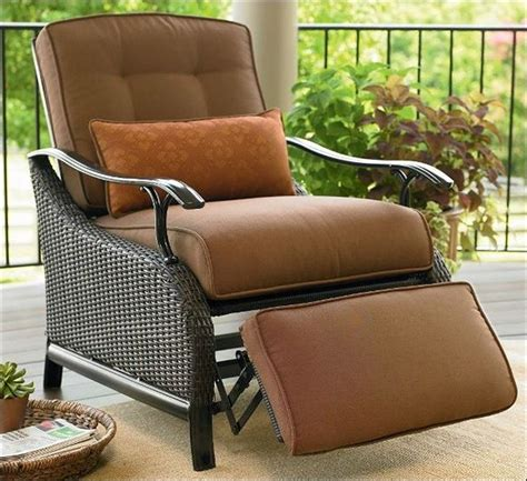 rattan recliner recliner chairs lazy boy rattan