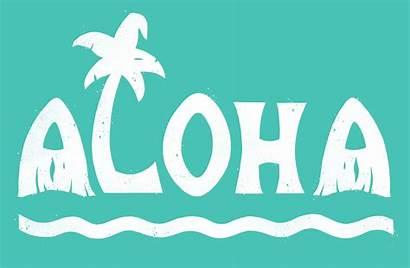 Hello Hawaii Gifs Aloha Giphy Christmas Dylan